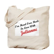 In Love with Julianne Tote Bag