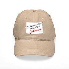 In Love with Julianne Baseball Cap