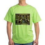 Prague Museum Green T-Shirt