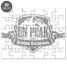 Sun Peaks British Columbia Ski Resort 5 Puzzle