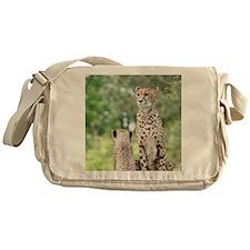 Cheetah004 Messenger Bag