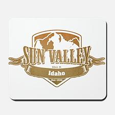 Sun Valley Idaho Ski Resort 4 Mousepad