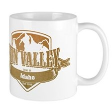 Sun Valley Idaho Ski Resort 4 Mugs