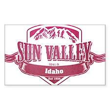 Sun Valley Idaho Ski Resort 2 Decal