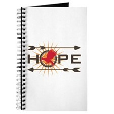 Catching Fire Hope Journal