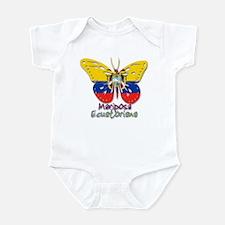 Mariposa Ecuatoriana Infant Bodysuit