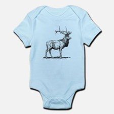 Elk Sketch Body Suit