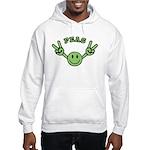 Peas Hooded Sweatshirt