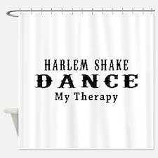 Harlem Shake Dance My Therapy Shower Curtain