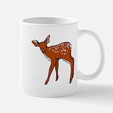 Brown Fawn Mugs