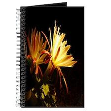 Cereus Cactus Blossoms Journal