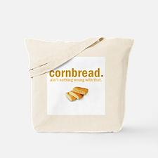 Cornbread Tote Bag