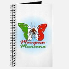 Mariposa Mexicana Journal