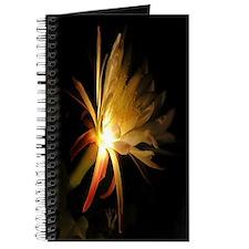 Cereus Cactus Blossom Journal