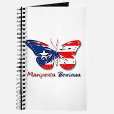 Mariposa Boricua Journal