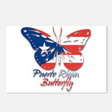 Puerto Rican Butterfly Postcards (Package of 8)