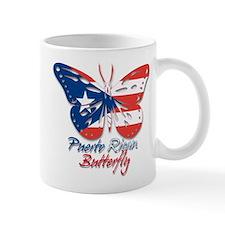 Puerto Rican Butterfly Mug