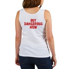 Future fighter but dangerous  Women's Tank Top