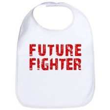 Future fighter but dangerous  Bib