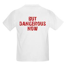Future fighter but dangerous  Kids T-Shirt
