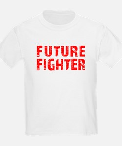Future fighter but dangerous  Kids T-Shirt