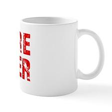 Future fighter Mug