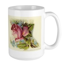 Victorian Roses Mug