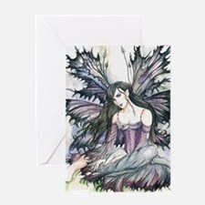 Cute Fae Greeting Card
