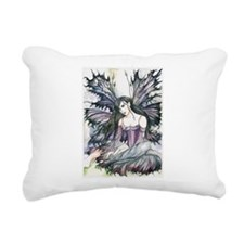 Cool Fairy Rectangular Canvas Pillow