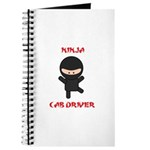 Ninja Cab Driver Journal