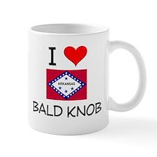 I Love BALD KNOB Arkansas Mugs
