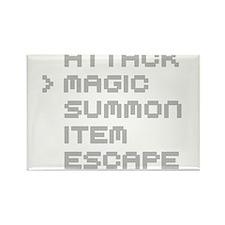 Magic Attack Rectangle Magnet