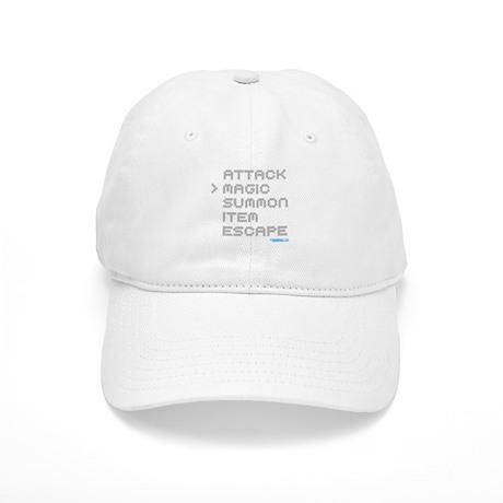 Magic Attack Cap