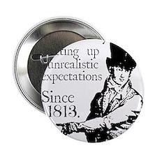 """Cute Austen 2.25"""" Button (10 pack)"""