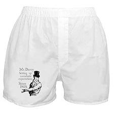 Unique Mr darcy Boxer Shorts