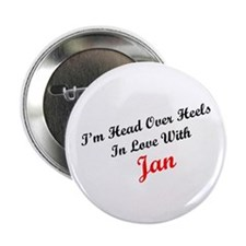 In Love with Jan Button