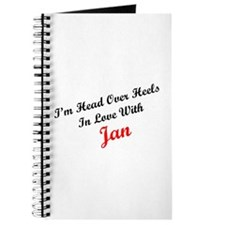 In Love with Jan Journal