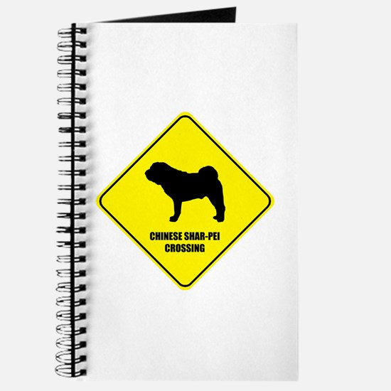 Shar-Pei Crossing Journal