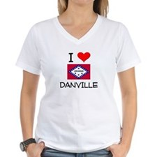 I Love DANVILLE Arkansas T-Shirt