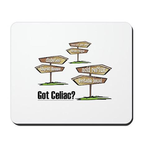 Got Celiac? Mousepad