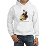 Knitting - Music for the Soul Hooded Sweatshirt