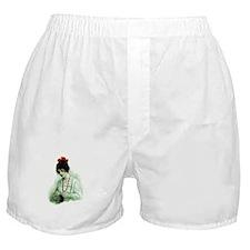 Knitting - Victorian Knitter Boxer Shorts