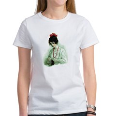 Knitting - Victorian Knitter Women's T-Shirt
