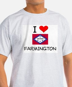 I Love FARMINGTON Arkansas T-Shirt