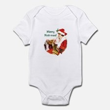 Merry Knit-mas Infant Bodysuit