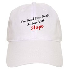 In Love with Hope Baseball Cap