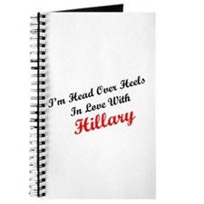 In Love with Hillary Journal