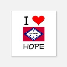I Love HOPE Arkansas Sticker