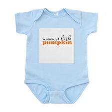 Mommys Little Pumpkin Body Suit