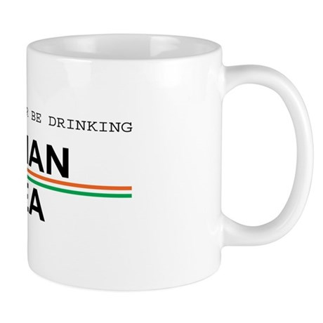 Indian Tea medium mug
